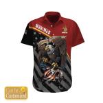 Marine Hawaii Shirt