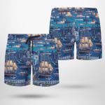 U.S Navy Beach shorts