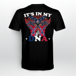 Southern Pride. It's my DNA Back T-shirt