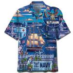 USN Veteran Hawaii Shirt
