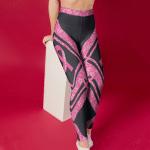 Love - Faith - Hope Breast cancer fighter legging