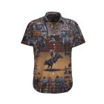 Bull Fighting Hawaii Shirt