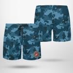 US Marines Camouflage Beach Short B006