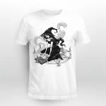 Wicca - Witch W009 T-Shirt