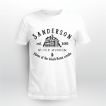 Wicca - Sanderson witch museum black T-Shirt