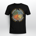 Wicca -Earth My Body T-Shirt
