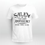 Wicca - Salem Apothecary T-Shirt