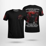 Annoyed Kitty AOP T-Shirt