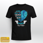 To my love in Heaven T-Shirt H009