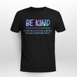 Suicide awareness - BeKind T shirt