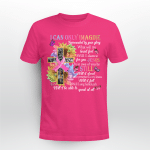 Breast cancer I can only imagine T shirt