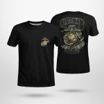 Vietnam Veteran United States Marine Corps T-Shirt