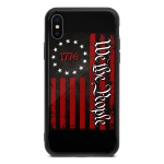 Betsy Ross Flag We The People QNK852F Phone Case