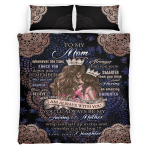 To My Mom Blanket, Mothers Day Gift 317 Bedding Set