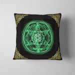 Wicca occult W12 Pillow Case Cover