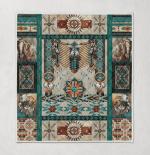 Native American Beautiful 325 Quilt Blanket