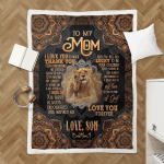 Gifts For Mom Sherpa Blanket 309