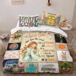 April Girl Hippie Bedding Set 330