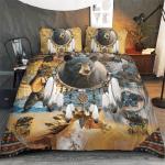 Bear Native American Bedding Set 329