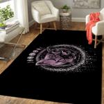 Wicca Black Cat W012 Area Rug