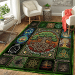 Wicca Tree Of Life W04 Area Rug