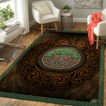 Wicca Tree Of Life W016  Area Rug