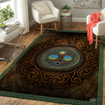 Wicca Tree Of Life W018  Area Rug
