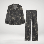 Wicca Magic Long Sleeves Pyjama 09