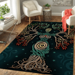 Wicca Tree Of Life W08 Area Rug
