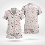 Wicca Magic Short Sleeves Pyjama 05