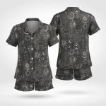 Wicca Magic Short Sleeves Pyjama 01