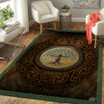 Wicca Tree Of Life W019 Area Rug