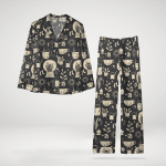 Wicca Magic Long Sleeves Pyjama 18