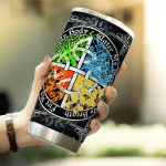 Wicca Four Element W04 Tumbler