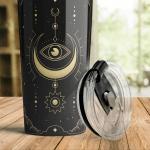 Wicca - Tarot Moon EyeTumbler