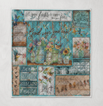 God Says You Are 215 - Quilt Blanket