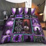 Wicca - I Am Black Cat 397 Bedding set