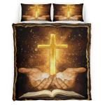 Jesus Bible  Bedding Set 230