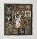 A Hunter's Prayer 411 Quilt Blanket