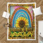 Hippe – Summer of Love 415 Sherpa Blanket
