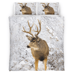 Deer Hunting 418 Bedding Set