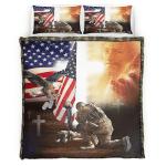 Lest We Forget American Memorial 428 Bedding set