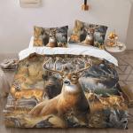 Beautiful Deer 427 Bedding set
