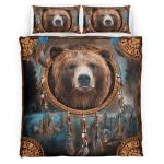 Native American Bear 426 Bedding set