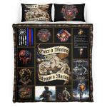 One A Marine, Always Marine 433 Bedding set