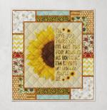 Sunslower, Love You Forever 080 Quilt Blanket