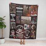 Iron Worker - Greatest Craft In The World 439 Fleece Blanket