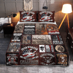 Iron Worker - Greatest Craft In The World 439 Quilt Bed Set
