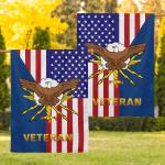 United States Air Force Veteran 34 Flag