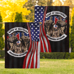 Band Of Brothers Mississippi Veterans America 010 Flag